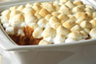Patates douces fouettées cuites au four Image 1