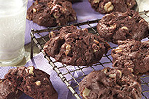BAKER'S One Bowl Brownie Cookies Image 1