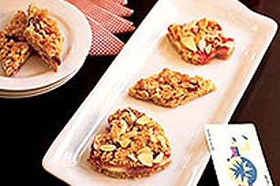 Raspberry Cream Cheese Danish Bars Image 1