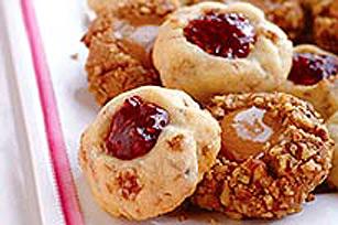 Biscuits empreintes au chocolat et au caramel Image 1