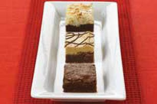Carrés au chocolat voluptueux Image 1
