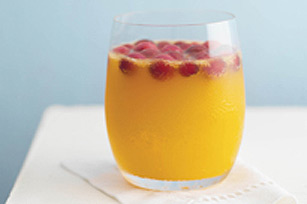Cranberry-Orange Bliss Punch