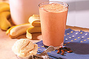 Banana Java Smoothie Image 1
