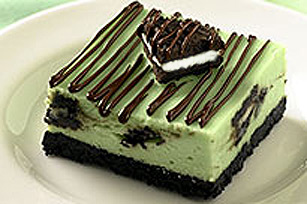 PHILADELPHIA Mint OREO Cookie Cheesecake Image 1