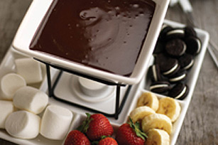 BAKER'S Best Chocolate Fondue