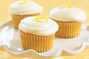 Petits gâteaux au fromage à la crème et au citron