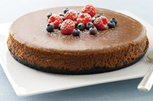 Chocolate Royale Cheesecake