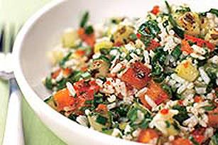 Salade de riz de type taboulé Image 1