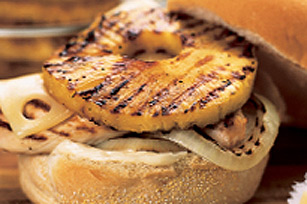 MIRACLE WHIP Hot'n Spicy Grilled Chicken Sandwich
