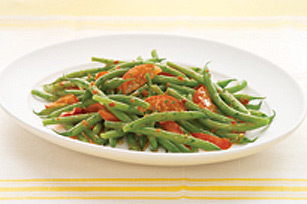 Green Beans and Tomatoes Italiano Image 1
