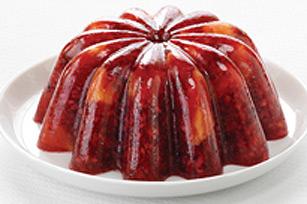 Jell-O épicé aux canneberges et à l'orange Image 1
