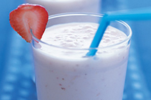 Fresh Fruit Pudding Milk Shake Image 1