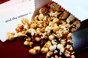 Italian Spiced Popcorn