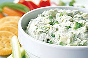 Avocado and Cilantro Dip