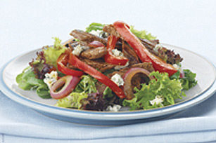 Warm Steak and Blue Cheese Salad Image 1