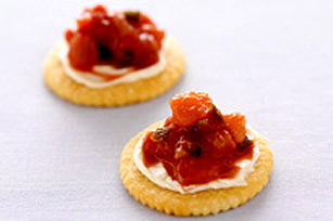 Easy Salsa Snacks Image 1