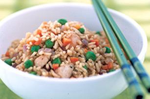 Riz frit à la chinoise Image 1