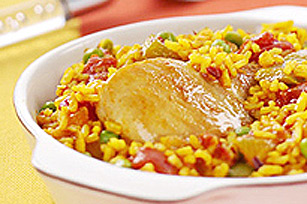 Spanish Chicken & Rice