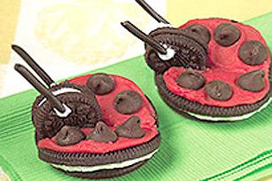 OREO Cookie Ladybug Image 1