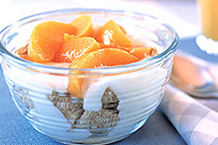 Cereal with Yogurt & Fruit Image 1