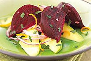 Salade de betteraves et d'avocats Image 1