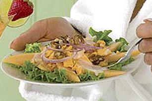 Salade au melon MacLaren's Imperial avec Vinaigrette au yogourt Image 1