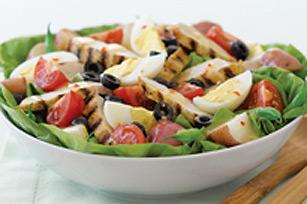 Salade niçoise au poulet Image 1