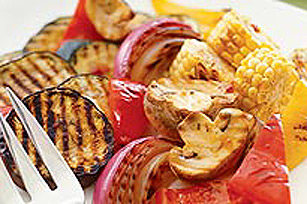 Mediterranean Grilled Vegetables