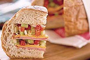 Sandwich campagnard Image 1