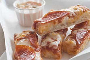 Pizza et trempette de salsa au Velveeta Image 1