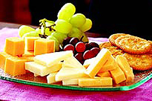 Make-Ahead Cheese Tray