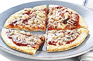 Pizza au pain pita Image 1