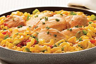 Macaroni au poulet