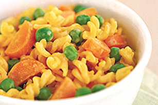 Cheesy Macaroni and Vegetables Image 1