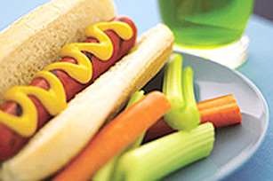 Kid's Favourite Hot Dog Image 1