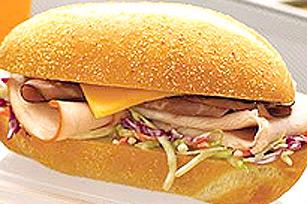 Sandwich à la salade de chou Image 1