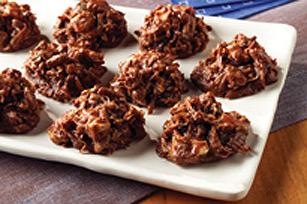 Simples macarons au chocolat Image 1