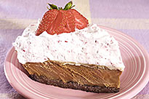 Chocolate Strawberry Pie Image 1