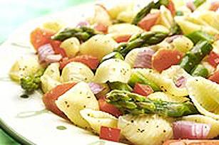 Asparagus Pasta Salad Image 1