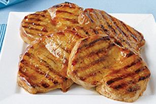 Côtelettes de porc au barbecue Image 1