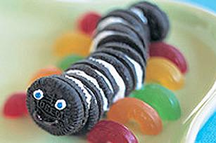 Ver de terre en Mini biscuits OREO Image 1