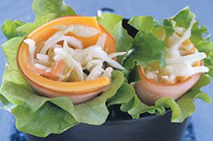 Deli Lettuce Roll-Ups Image 1