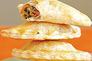 Empanadas aux légumes et au fromage Image 1
