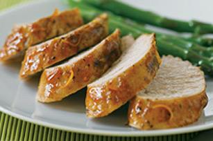 Quebecois Pork Tenderloin