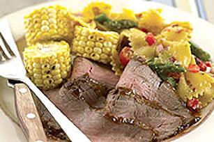 Western-Style Flank Steak