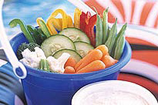 Vegetables in a Pail Image 1
