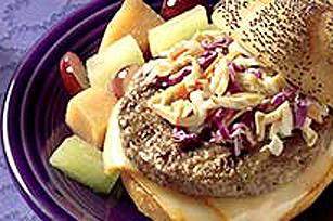 Veggie Deli Cheeseburger Image 1