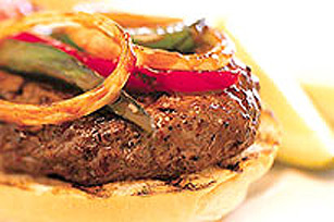 Super-Hero Burger Image 1