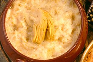 Trempette d'artichauts au parmesan Image 1