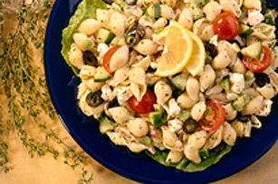 Greek Medley Pasta Salad Image 1